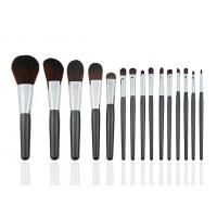 Buy cheap Beauty Professional Makeup Brush Set / Goat Hair Makeup Brushes For Travel product