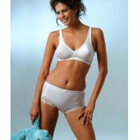 Buy cheap White Eco-Friendly One-Piece Fashion Seamless Padded Plus Size Convertible Bra For Ladies product
