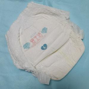 Quality Breathable Magic Cotton Disposable Baby Diaper Pants Elastic waist for sale