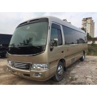 Quality 2012 2013 2014 2015 30 seats toyota used diesel buses left hand drive used china buses for sale