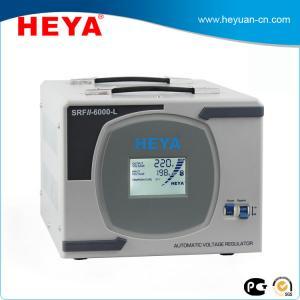 Quality Desktop Relay control 6kva AVR/AC Automatic Voltage Regulator For Generator Set for sale