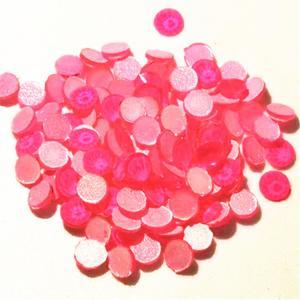 China Machine Cut Stick On Rhinestones / Glow Crystal Ab Rhinestones on sale