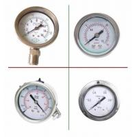 Quality All Stainless Steel Pressure Gauge for sale
