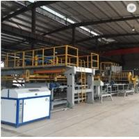 Quality GRC fiber cement wall board and mgo board cement board machine for sale
