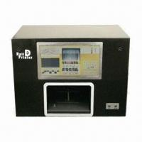 Quality Flower Painting Machine with Computer, Built-in 10.2 Inches Touch Screen PC for sale