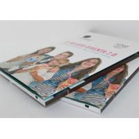 China 5 Advertising Video In Print Brochure with USB cables , Rechargeable buttons on sale