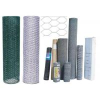 Quality Poultry Galvanized Iron Wire Mesh For Chicken / Rabbit Cage Wire Mesh for sale