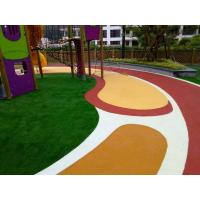 High Density EPDM Rubber Flooring For Heavy Duty Area Customized Colors