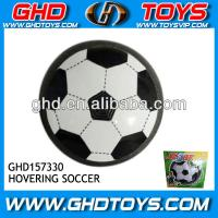 Quality HOT SELLING !!! Air Hover Soccer with light&music 18CM Big size hover Soccer football promotion soccer ball for sale
