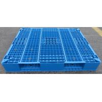 Quality Heavy Duty Scale and Plastic pallet Type double stacking pallet 1500*1200*150 for sale