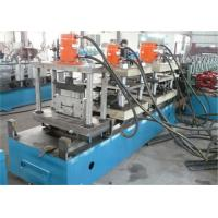 Galvainzed Steel Cable Tray Roll Forming Machine , Cr12 Roller Roll Forming Equipment for sale