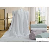 Buy Plain Pattern Extra Large Bath Sheets Towels For Women / Men at wholesale prices