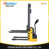 High quality material handling tools 1000kg 1600mm full electric reach stacker