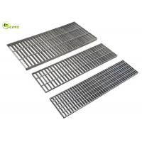 Quality Carbon Steel Floor Drain Grating Hot Dip Galvanized Stair Grid Catwalk Treads for sale