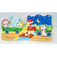 6 PET Button Sound Module For Animal Sound Board Book , Funny baby music book