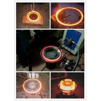 Buy cheap Gear / Shaft Surface Quenching Induction Heating Equipment 100KW High frequency / Superaudio frequency product