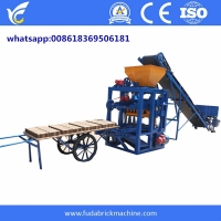 China Popular paver interlock brick machine for sale on sale