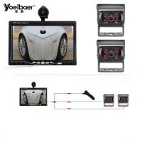 Quality 7 LCD Monitor Camera Car Rearview Kit With Night Vision Car Reverse Camera for sale