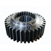 China Feeding Machinery Metal Spur Gear / Precision Mechanical Hardware Parts on sale