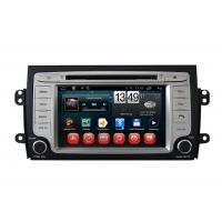 China Android Car Stereo Bluetooth Receiver Suzuki Radio navigation system SX4 2006 2011 on sale