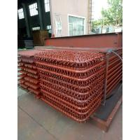 Quality Gas Fired Steam Boiler Water Wall Panels Welded Tubes Corrosion Resistant for sale