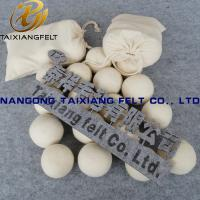 "Buy cheap 6 Pack 9"" XL preminum wool dryer balls product"