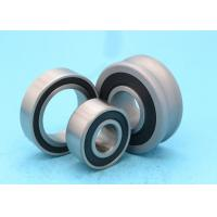 Quality Sealed Axial Angular Contact Ball Bearings , Double Row Deep Groove Ball Bearing for sale