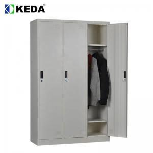 Quality 0.194 CBM 50cm Depth Clothes Storage Cabinets for sale