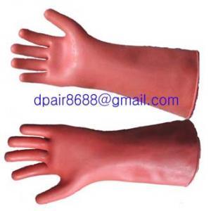 rubber gloves 20KV