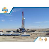 Quality Electrical Onshore Oil Drilling Rig Equipment On Land High Efficiency API Standard for sale
