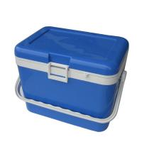 Buy cheap Food Grade Resin 17L Fruit Fresh Insulated Cool Box For Vaccines Corrosion from wholesalers