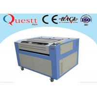 Quality 1000 mm/S CNC Laser Engraving Machine 100W  Water Cooling For Stone / Wood for sale