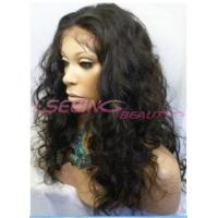 China 100% brazilian virgin hair full lace wig ,Natural color, curly full lace wigs ,12--28inches on sale