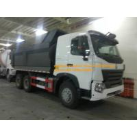 China A7 Sinotruk 6x4 U Type 20m3 Sand Tipper Truck 40-50t Load Capaicty Lhd 10 Tires on sale