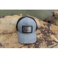 Quality Cotton Mesh Trucker Hats Outdoor Hats Breathable With 3D Embroidery Logo for sale
