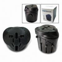 Quality Universal Travel Adaptors, Does Not Convert Voltage, Can be used with Class ll Electronic Devices for sale