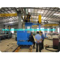China H Beam or Box beam Submerged Arc Automatic Welding Machine with Lincoln Welder on sale