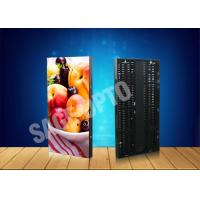 Quality Aluminum Structure Transparent Glass LED Display Waterproof IP65 Full Color for sale
