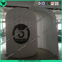 Quality Oxford Inflatable Igloo Booth Tent/Event Advertising Inflatable Photo Booth for sale