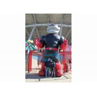 Buy Digital Printing Inflatable Cartoon Characters Customized Shape For Activity at wholesale prices
