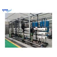 Quality CE Passed Reverse Osmosis Water Treatment Plant for Chemical Processing for sale