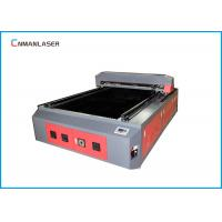 Buy cheap High Speed Laser Engraving Cutting Machine / Industry 60 Watt Co2 Laser Engraver from wholesalers
