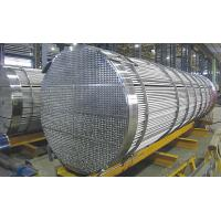 China ASTM A213 Customized 321 Stainless Steel Seamless Tube For Heat Exchanger Projects,100% ET / HT/ UT on sale