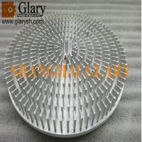 China GLR-PF-153050 6 round cold forging led heatsink, 153mm 50W pin fin led cooler on sale