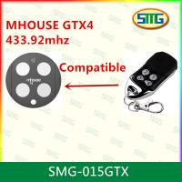 Buy cheap SMG-015GTX Mhouse Gtx4, Gtx4c, Tx4 Compatible Remote Control Replacement from wholesalers