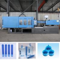 Quality 24 Cavity Bottle Blow Moulding Machine With Centralized Lubrication System for sale