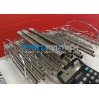 China X6CrNiNb18-10 1.4550 Stainless Steel Instrument Tubing , Gas Industrial Tubing on sale