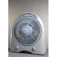 Quality Rechargeable Solar Fan (ST12V10A) for sale