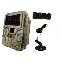Quality Motion Activated Night Vision Scouting Trail Camera 0.65s Trigger Speed for sale