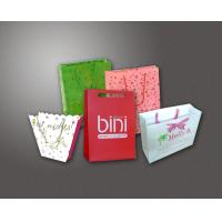 Quality Fancy Paper Gift Bags Wholesale for sale